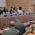 Alda Greoli à la Conférence mondiale des Humanités - cliquer pour agrandir