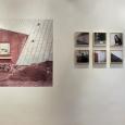 Exposition « Immigration – violence de l'âme », scénographie Deborah Claire et Camille Carbonaro - cliquer pour agrandir