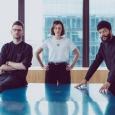 Les architectes du bureau Traumnovelle: Manuel Leon Fanjul, Léone Drapeaud et Johnny Leya - cliquer pour agrandir