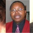 Geneviève Damas, Jean-Claude Kangomba et Stéphane Carlier - cliquer pour agrandir