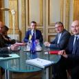 Avec Jean-Michel Blanquer, Ministre de l'Éducation nationale et de la Jeunesse - cliquer pour agrandir