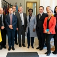 Avec Louise Mushikiwabo, Secrétaire générale de la Francophonie - cliquer pour agrandir