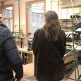 Visite de Microfactory - atelier partagé de fabrication de bois et métal à Anderlecht - cliquer pour agrandir