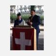 Laurent Wehrli, syndic de la ville de Montreux, et promoteur de cette initiative  - cliquer pour agrandir