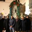 Marco von Dobschütz (Head of International Economic Affairs bei Stadt Nürnberg – Wirtschaftsreferat), Dr. Alexande Buchele (EnCN), Dr. Maximilian Göltz (EnCN), Mathieu Quintyn (WBI), Dr. Andreas Distler (EnCN), Stefan Dürr (EnCN), Gunnar Harhausen (EnCN) et Prof. Dr. Wolfgang Krcmar - cliquer pour agrandir