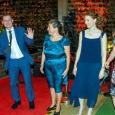 Avec le Consul, Mr Peter Huyghebaert, lors de la Fête du Roi à Mumbai - cliquer pour agrandir