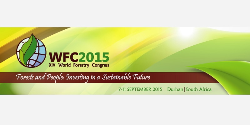 Wallonia Brussels In Durban 2015 Xiv World Forestry Congress