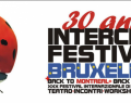 30 anni Intercity Festival Bruxelles