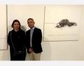 Amina Rezki expose à la Biennale d'Art de Rabat