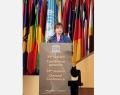 Alda Greoli à la 39ème Conférence générale de l'Unesco