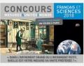 """Concours Français et Sciences 2018 """"Mesures et unités du monde"""""""