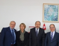 Daniel Soil, Anne Bovy, Taoufik Jelassi, Bruno Delvaux