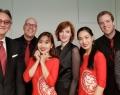 Zénon Kowal, Isabelle Tabary et les musiciens de Wallonie-Bruxelles et du Vietnam