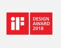 """iF Award 2018"""