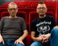 Stéphane Aubier et Vincent Patar